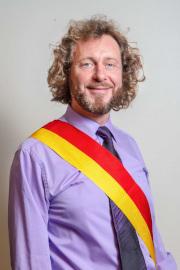 Benoît VANDENSCHRICK (groupe IC-MR apparenté CDH)