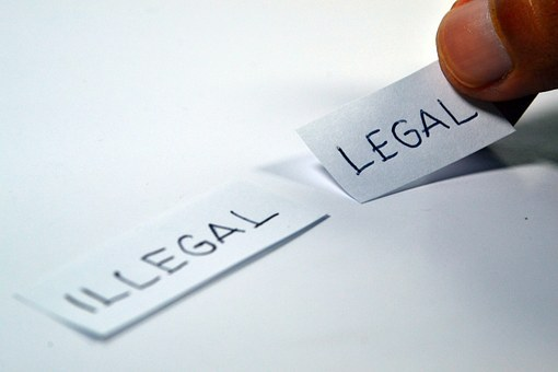 Légal-illégal