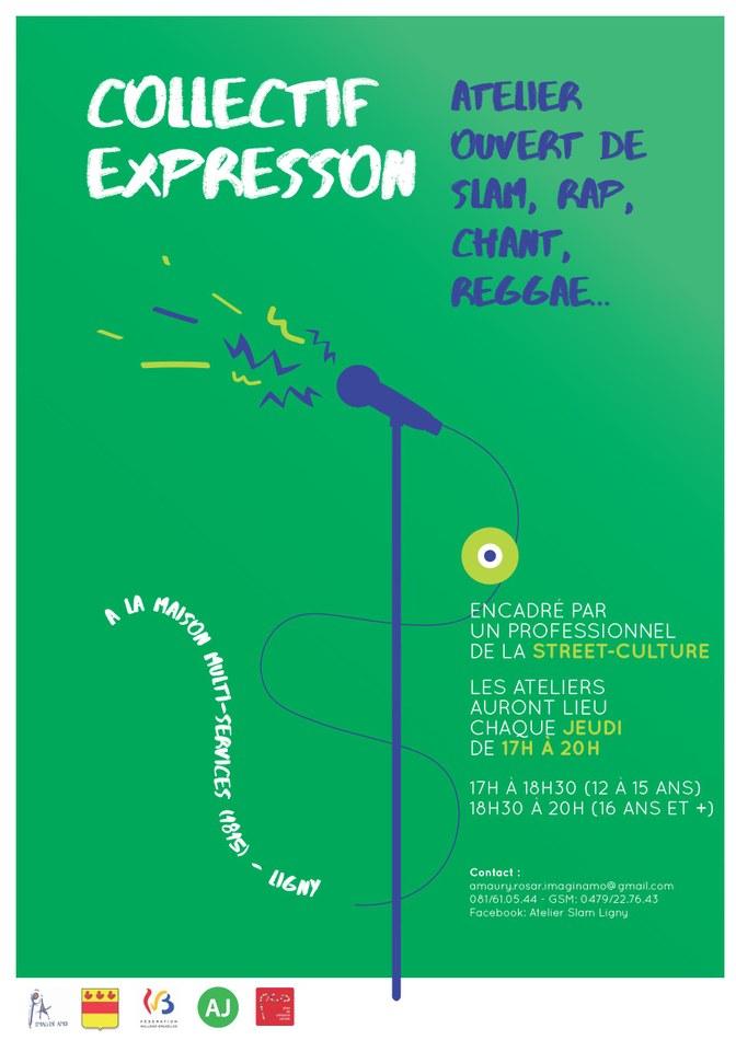 Expresson-affiche