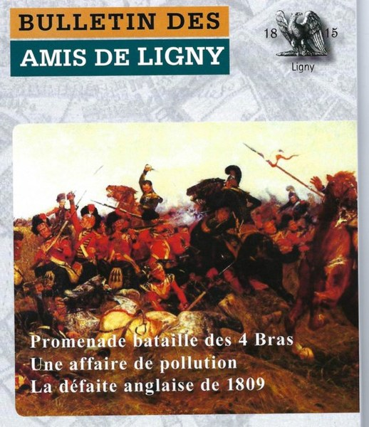 Bulletin des Amis de Ligny