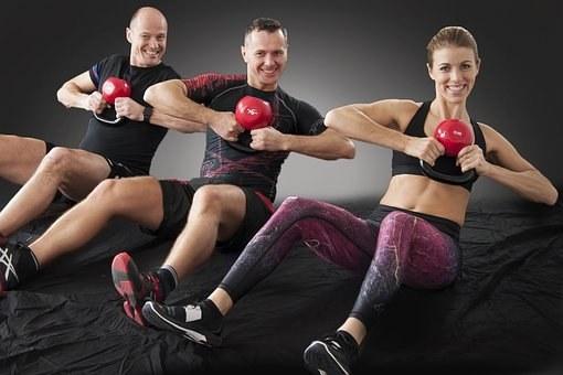 Fitness mixte