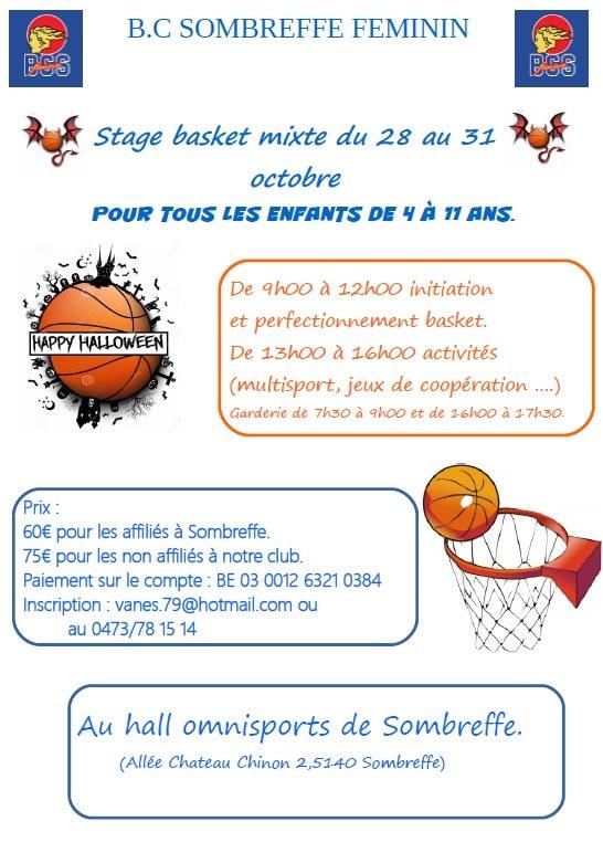 Stage basket Toussaint