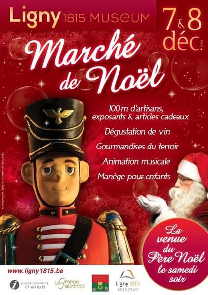 Marché Noël Ligny