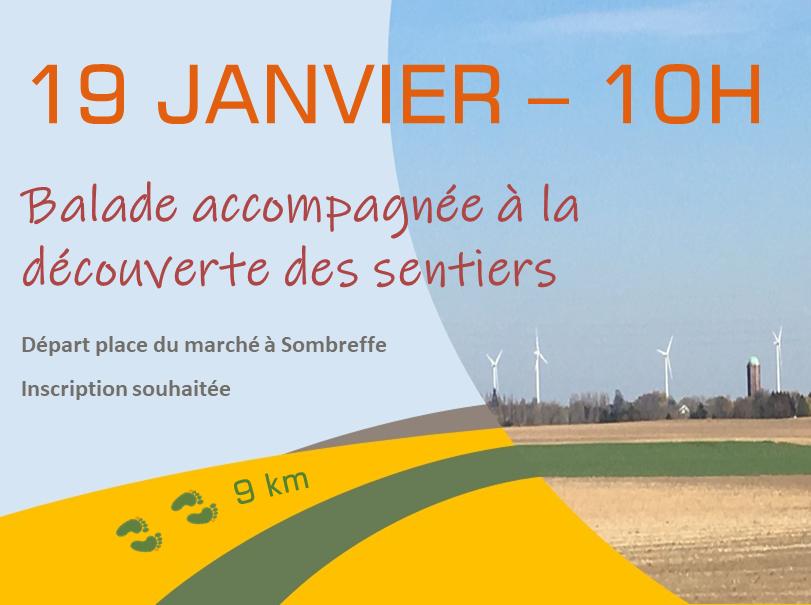 Sentiers 19.01.2020