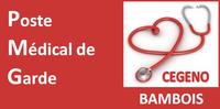 Poste médical-logo