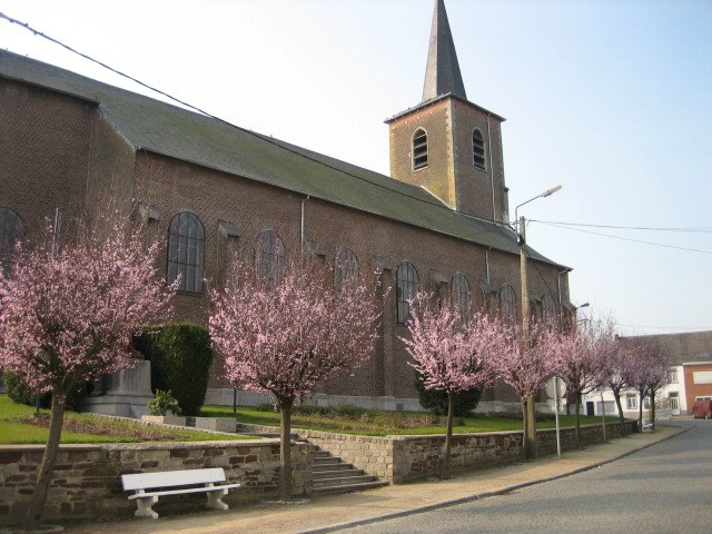 Eglise sombreffe