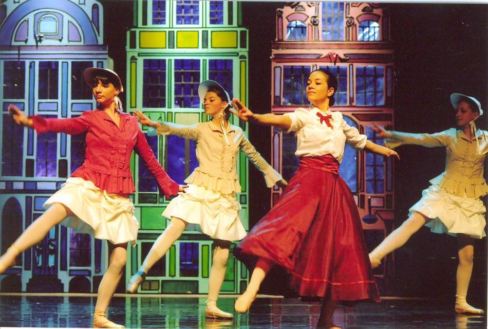 Danse-spectacle