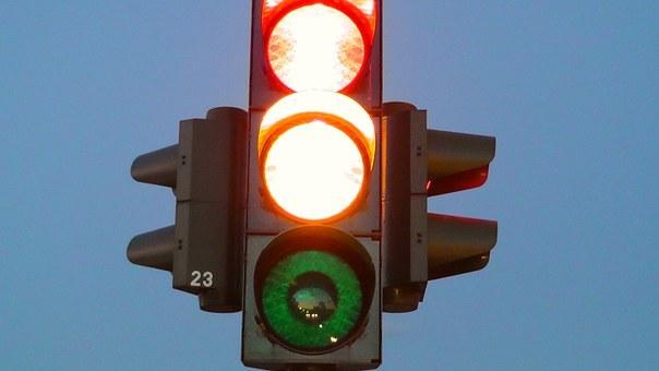 Feu de signalisation 1