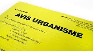 Avis urbanisme