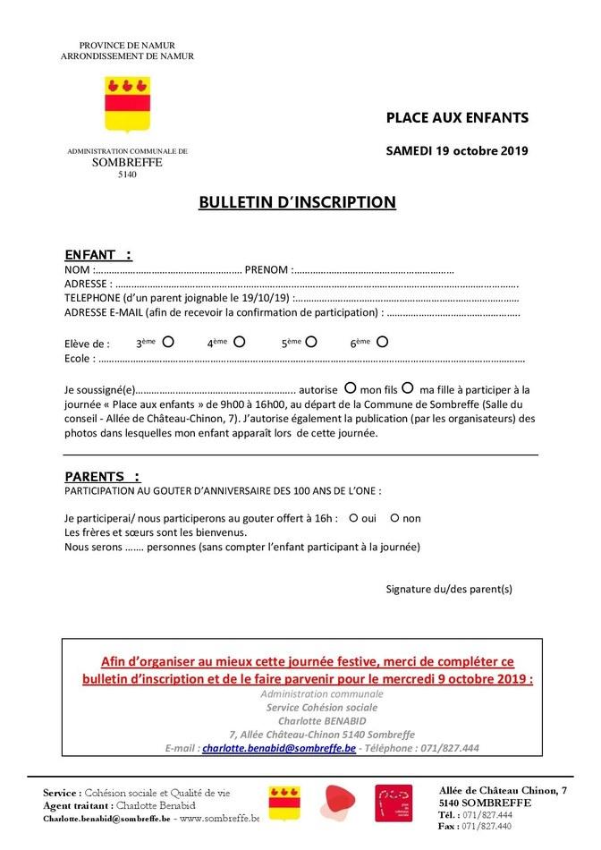 BI Place aux enfants 2019