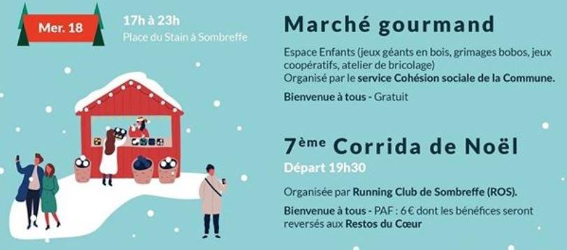 Marché gourmand 2019