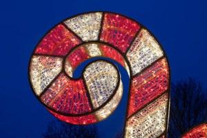 Concours d'illumination des façades dans l'entité