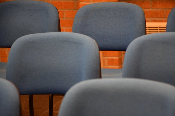 Chaises salle du Conseil